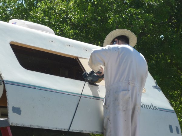 Rv Quest The Great Rv Rebuild Or How To Repair A Leaking